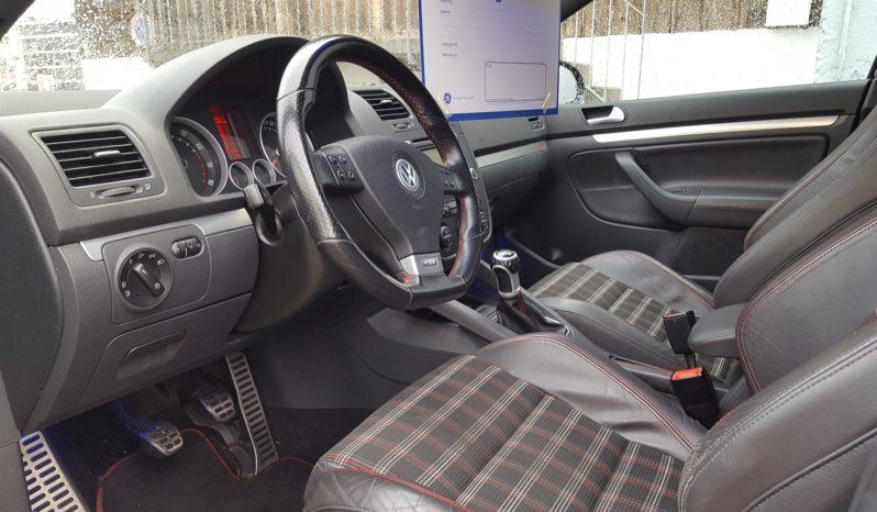 VW Golf 2,0l TFSI GTI Edition 30 voll