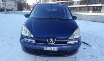 Peugeot 807 voll