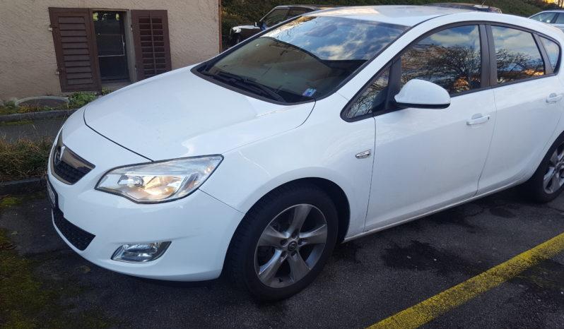 Opel Astra J 17DTJ voll