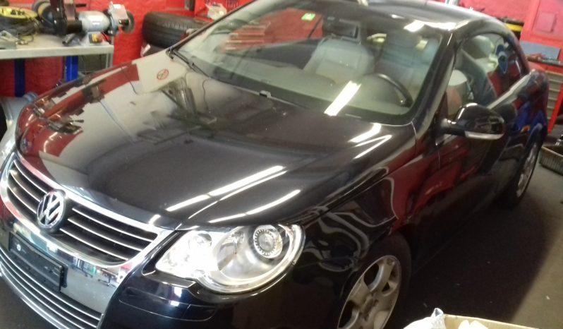 VW EOS 2.0 FSI Cabriolet voll